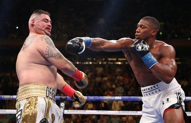 Olakunle Churchill Stakes $100,000 on Anthony Joshua vs Ruiz Rematch