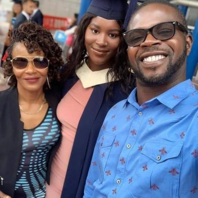 JJC Skillz' First Daughter, Tamira Graduates From UK University (Photos) 9