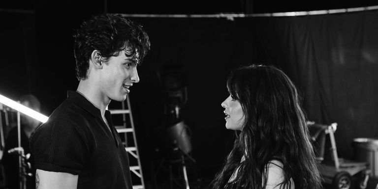 Camilla Cabello And Shawn Mendes Caught Kissing (Video)