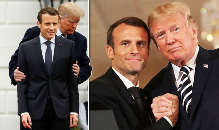 """""""President Macron Of France Is A Fool"""" – Donald Trump"""