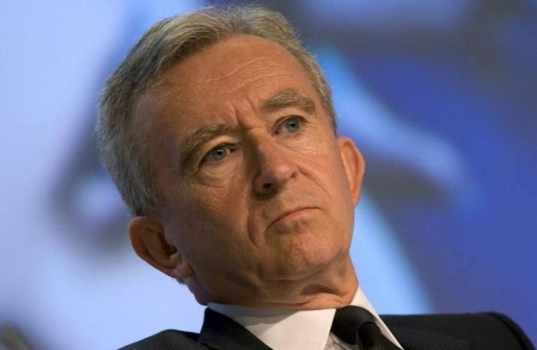 Louis Vuitton's Bernard Arnault Overtakes Bill Gates To Become World's Second Richest Man