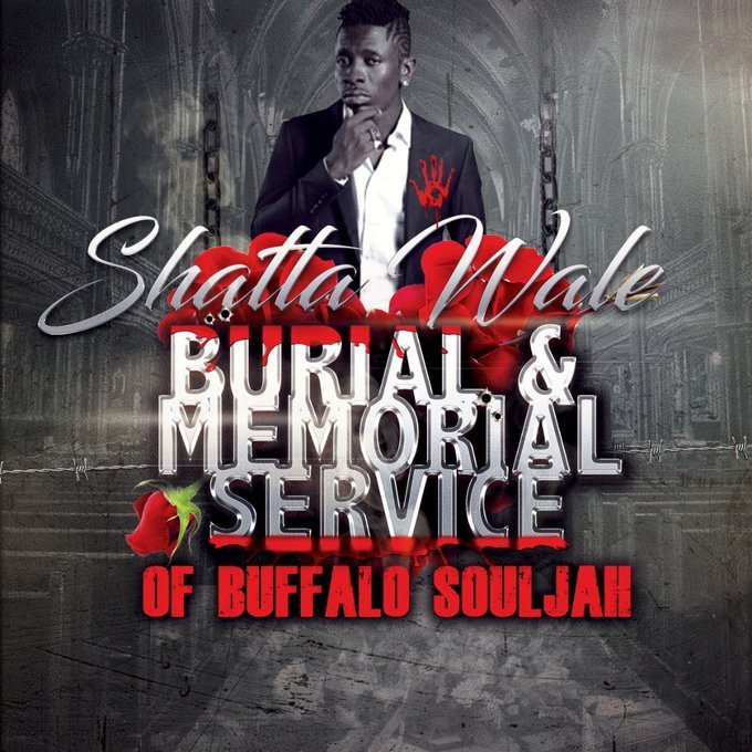 Shatta Wale Burial & Memorial Of Buffalo Souljah Mp3 Download