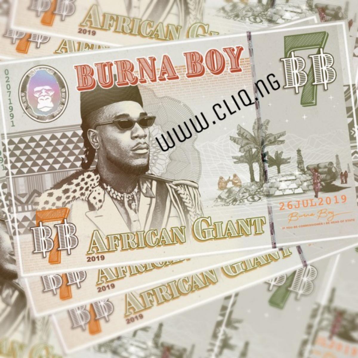 Burna Boy Ft YG This Side Mp3 Download