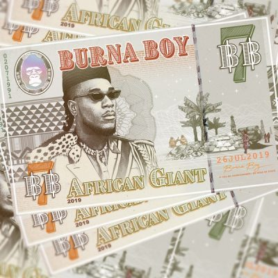 Burna Boy Ft Future Show & Tell Mp3 Download