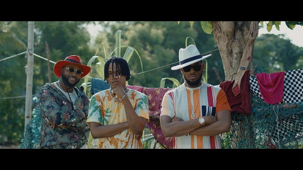 DJ Neptune Ft. D'Banj, Flash Ojoro Video