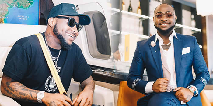 Davido Performs With 50Cent At Madison Square Graden (Video)