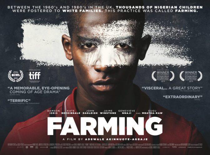 """Genevieve Nnaji Starr In British Movie """"Farming"""" (Watch Trailer)"""