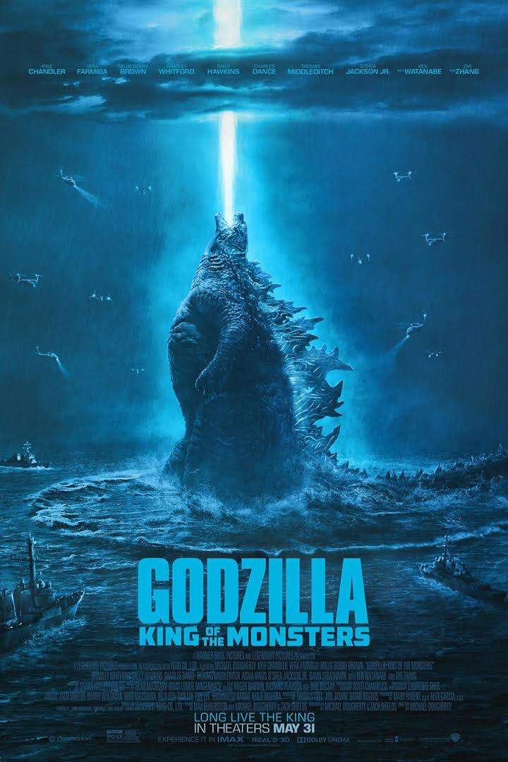 Godzilla: King of the Monsters (2019) [HC-HDRip] Mp4 Download
