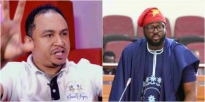 Government ban of foreign movies: Daddy Freeze replies Desmond Elliot