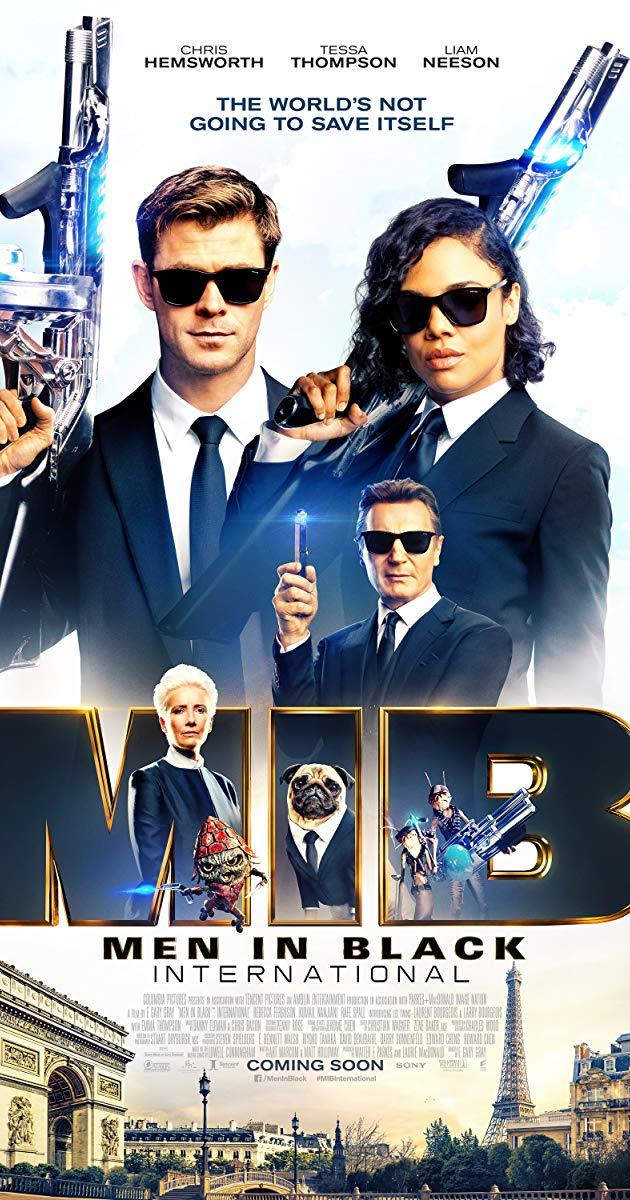 Men in Black International Movie Mp4 Download