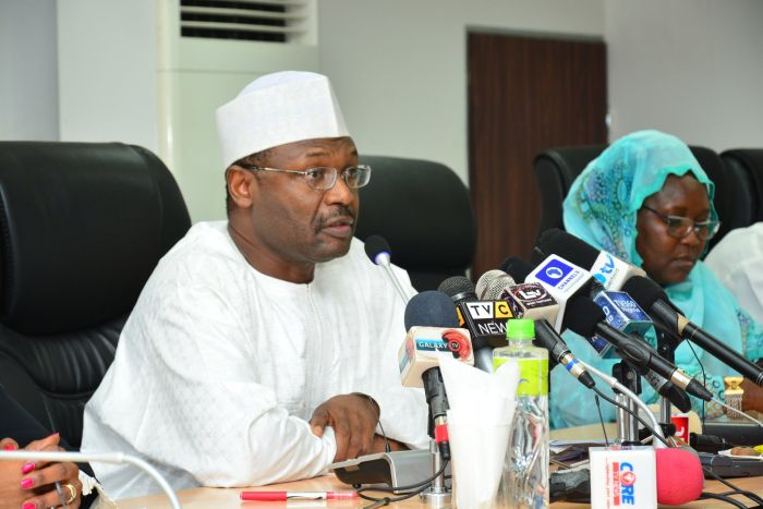 INEC Assures Nigerians Of Free, Fair, Credible Elections At All Times