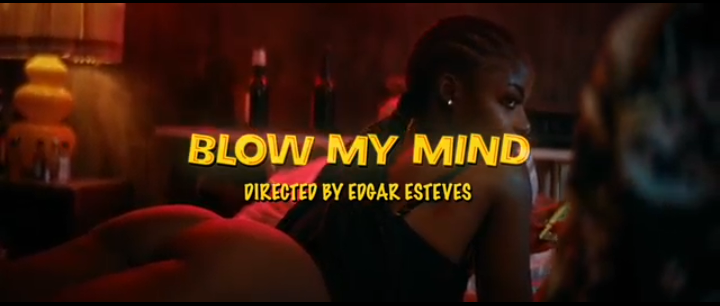 VIDEO : Davido Ft Chris Brown Blow My Mind Video Download