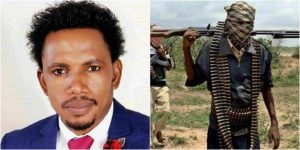 Senator Abbo's uncle killed, step-mother abducted by gunmen