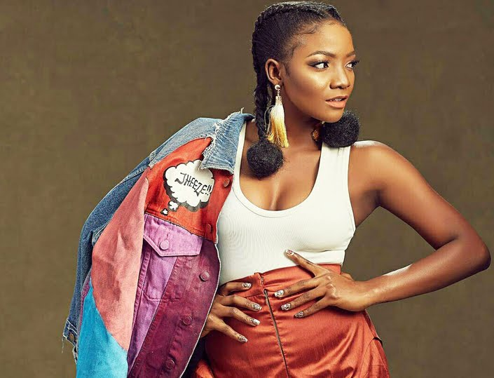 Simi Shades Troll Who Said She Sounds Like An Imbecile