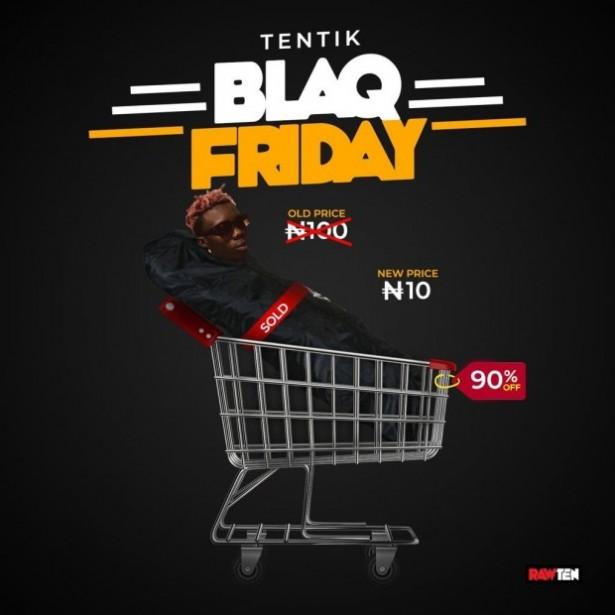 TenTik Blaq Friday (Blaqbonez Diss) Mp3 Download