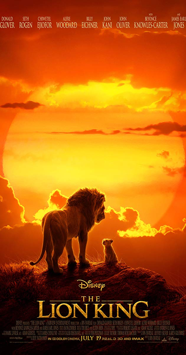 The Lion King 2019 HD Mp4 Download