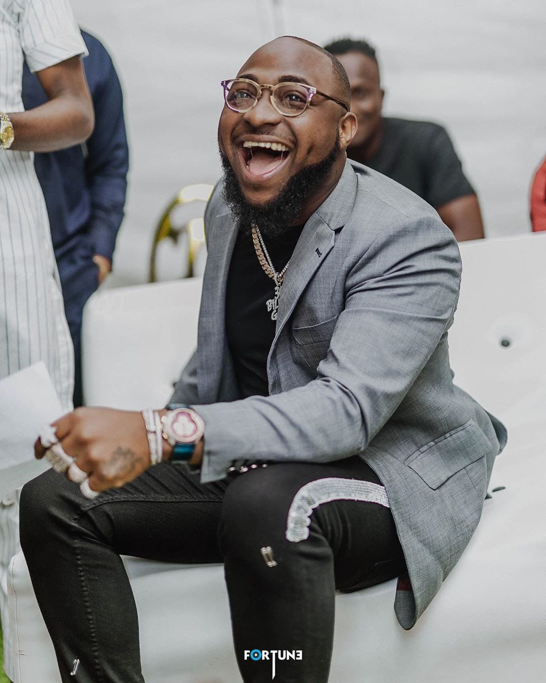 'People Hate Me' Is It My Fault That My Dad Is Rich? – Davido