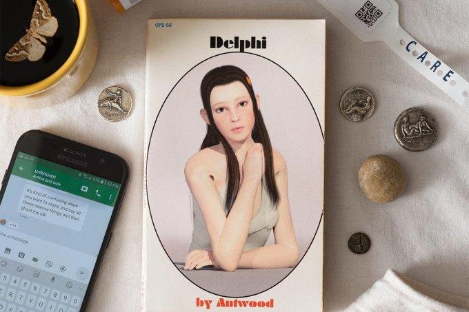 Antwood Delphi Album Download