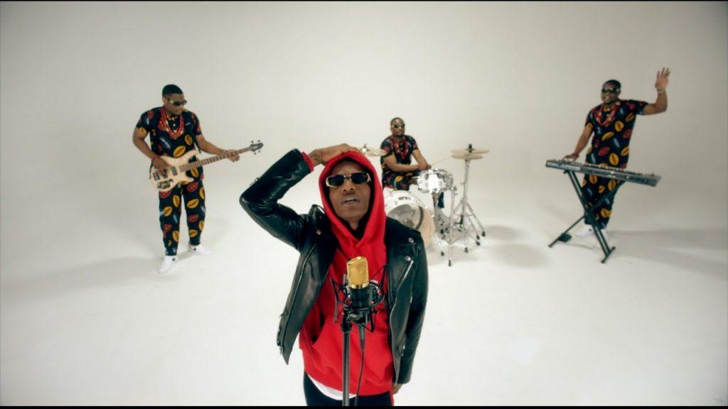 DJ Tunez Ft. Wizkid, Blaqjerzee Gbese Video