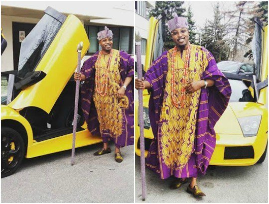 I Want To Buy Chelsea Football Club – Oluwo of Iwo