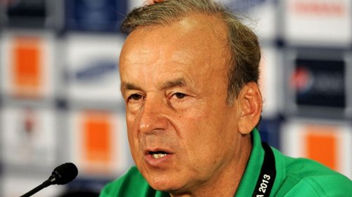 NFF Told To Sack Gernot Rohr After Algeria Beat Nigeria 2 – 1