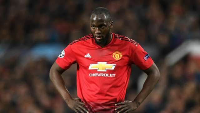 Inter Milan's £54m Bid For Lukaku Rejected By Manchester United