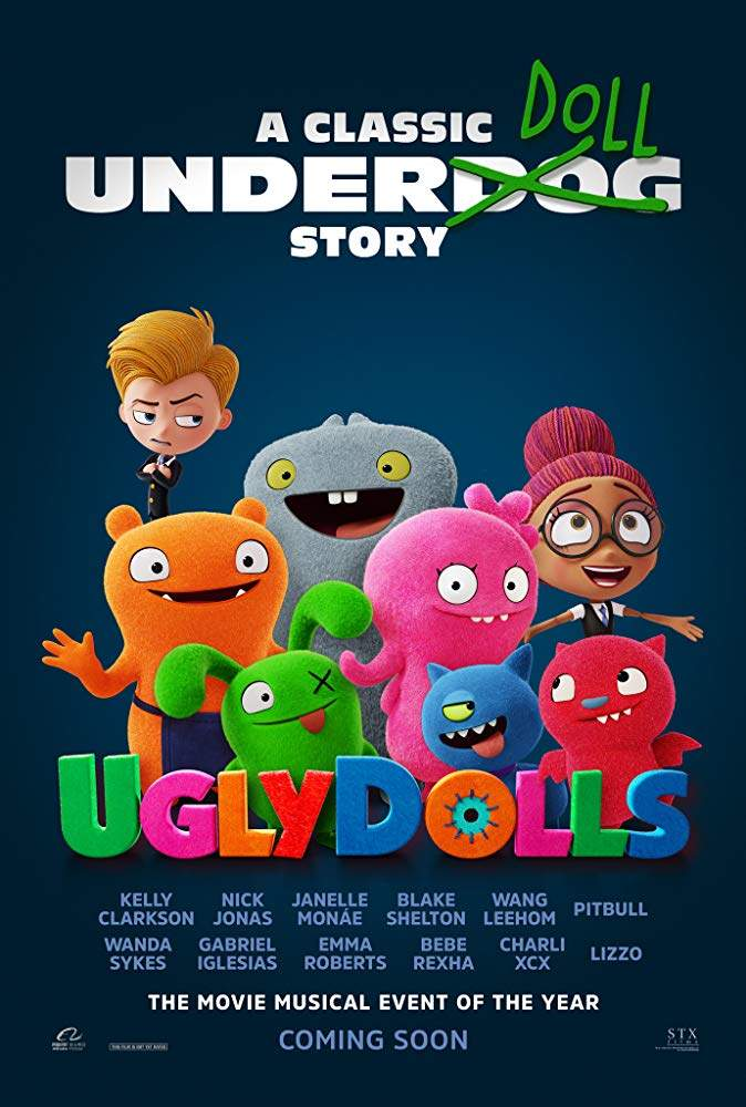 Download Ugly Dolls Movie HD 2019