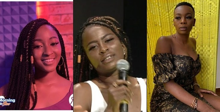 #BBNaija: Isilomo Slams Kim And Ella For Saying Tacha Has Body And Mouth Odour