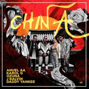 Anuel AA Ft. Daddy Yankee, Ozuna, J Balvin & Karol G China Mp3 Download