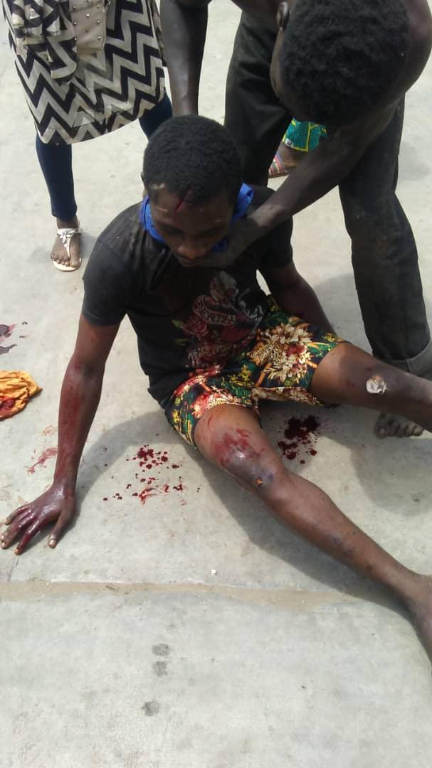 Yoruba And Hausa Youths Clash In Oke-Odo, Lagos (Photos) 3