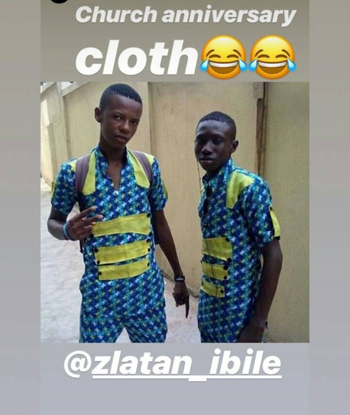 Checkout Throwback Pictures Of Zlatan Ibile 8