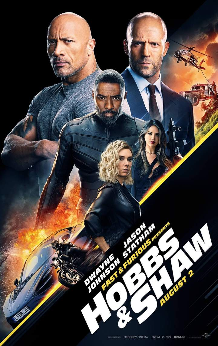 Download Movie Fast & Furious Presents: Hobbs & Shaw (2019) [CAMRip]