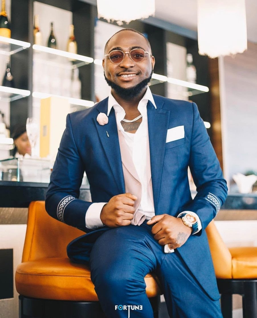 Davido Hasn't Driven Any Of His Cars In Almost A Year Now