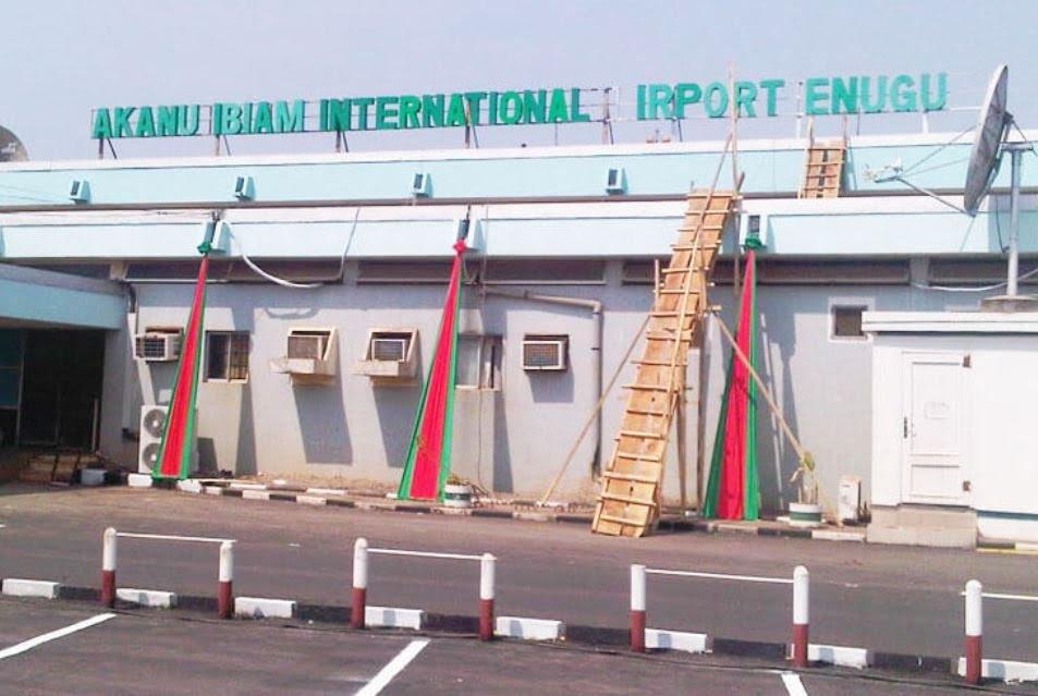 Akanu Ibiam International Airport Shut Down For Repairs