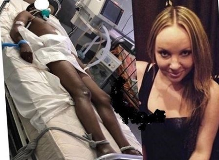 Nigerian Medical Student Stabbed To Death By His Ukrainian Girlfriend