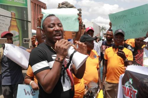 Sowore Arrested Over Planned Protests Against Buhari