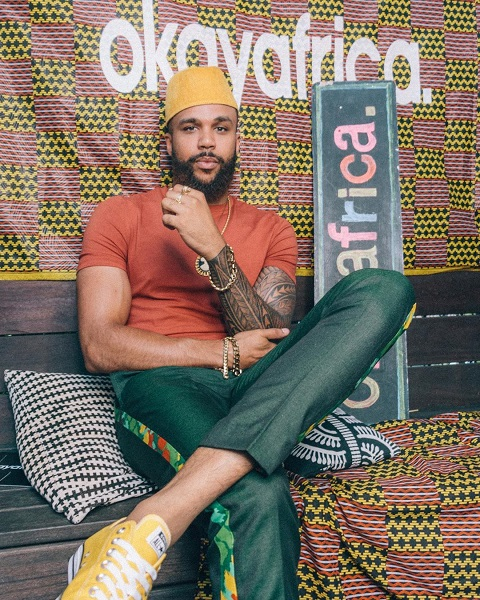Homosexuality Started In Africa, Not Europe — Jidenna