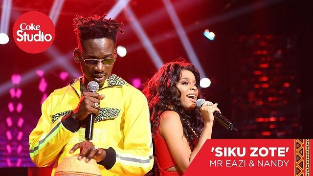 Mr Eazi Ft Nandy Siku Zote Mp3 Download