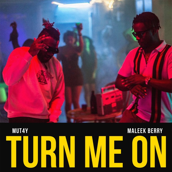 Mut4y Ft. Maleek Berry Turn Me On Mp3 Download