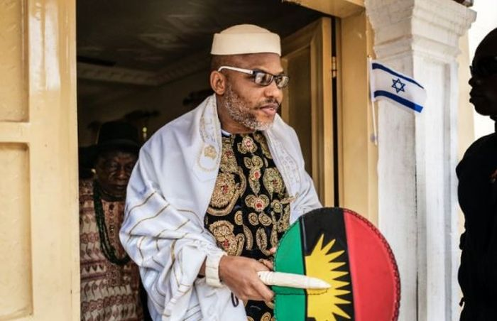 """Buhari Will Not Return To Nigeria From Japan"" — Nnamdi Kanu"