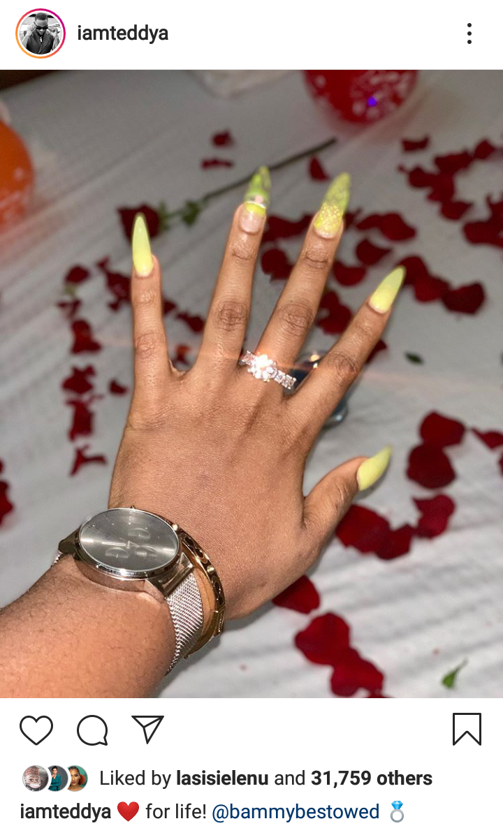 BamBam and Teddy A are Engaged 3