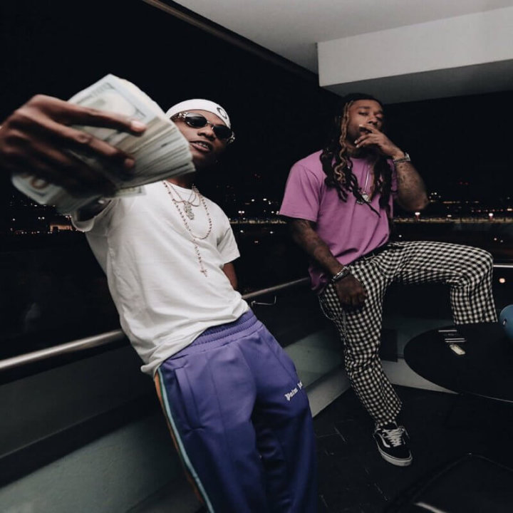 Wizkid Ft Ty Dolla Sign Ride It Mp3 Download