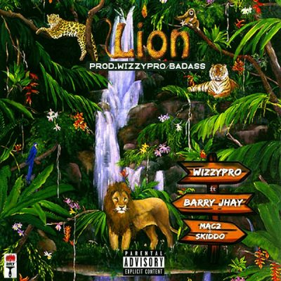 WizzyPro Ft. Barry Jhay, Mac 2 & Skido Lion Mp3 Download