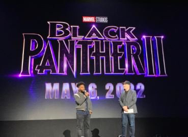 Marvel Announces Release Date For Black Panther 2