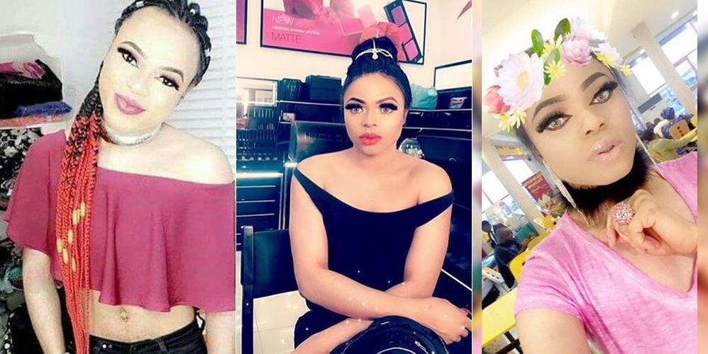 Bobrisky On The Run As Police Shutdown The Venue Of His 27th Birthday In Lekki (Video)