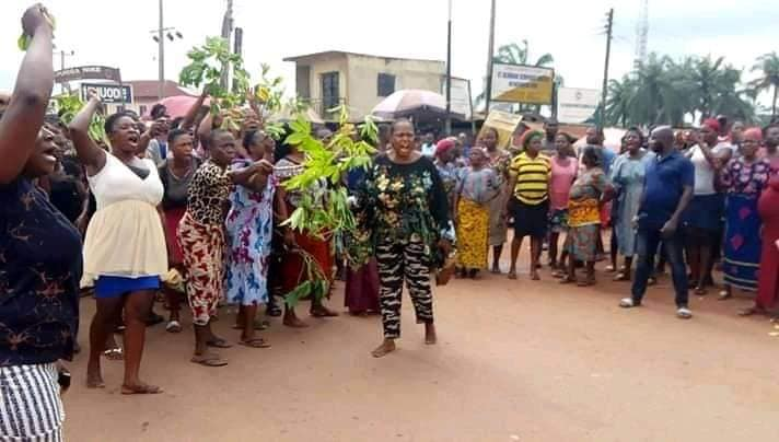 Pregnant Woman Killed By Fulani Herdsmen In Enugu (Photos)