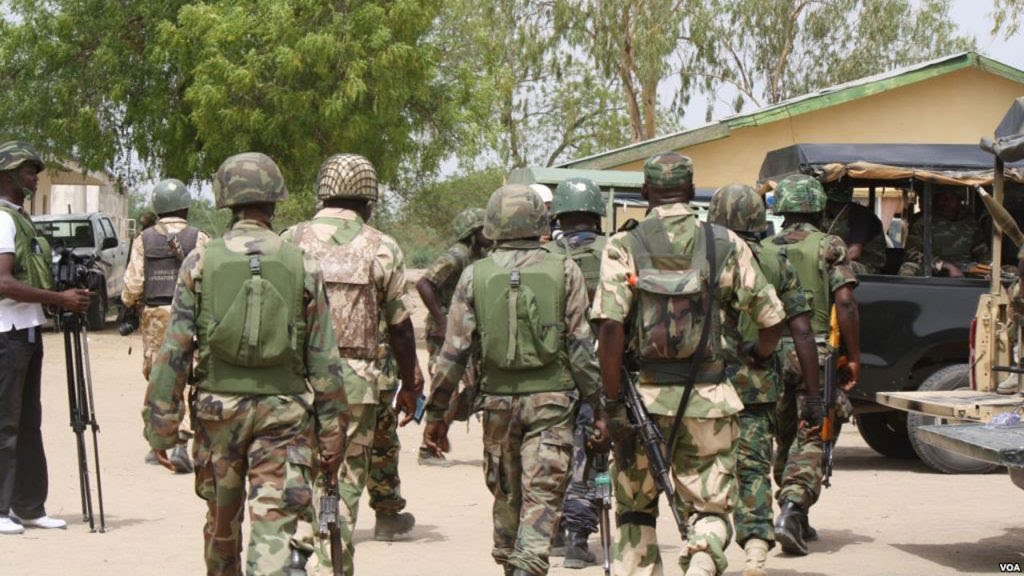 'Bobrisky' Arrested By The Nigerian Army