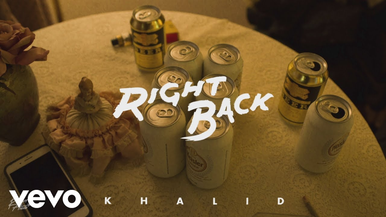 Khalid Right Back Ft. A Boogie Wit Da Hoodie Video