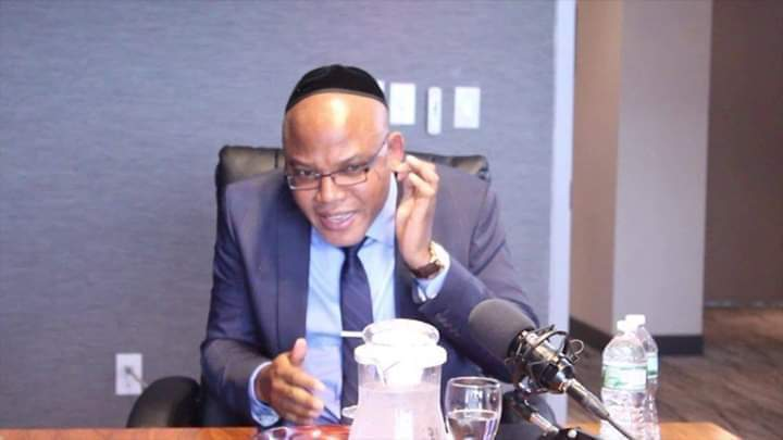 """""""We Will Catch Governors Owing Salaries If They Come Abroad"""" - Nnamdi Kanu"""