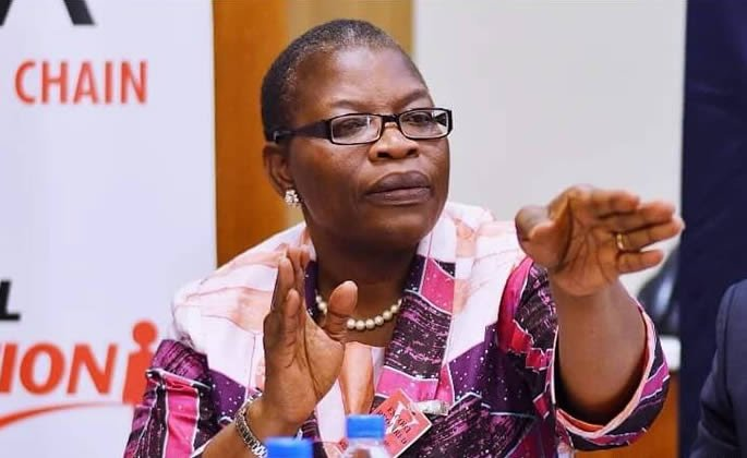 #Xenophobia: Oby Ezekwesili Meets Nigerians In South Africa, Demands Apology From President Ramphosa